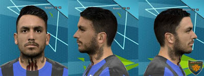 Pes 2016 Pinilla by Rednik + Tattoo by Splendidis Источник: http://pes-files.ru/