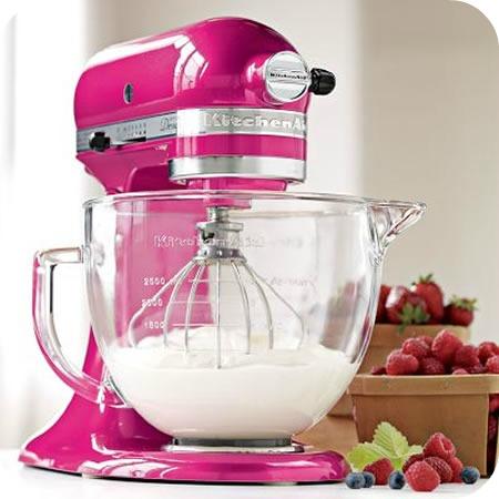 Light Pink Kitchen Aid Blender