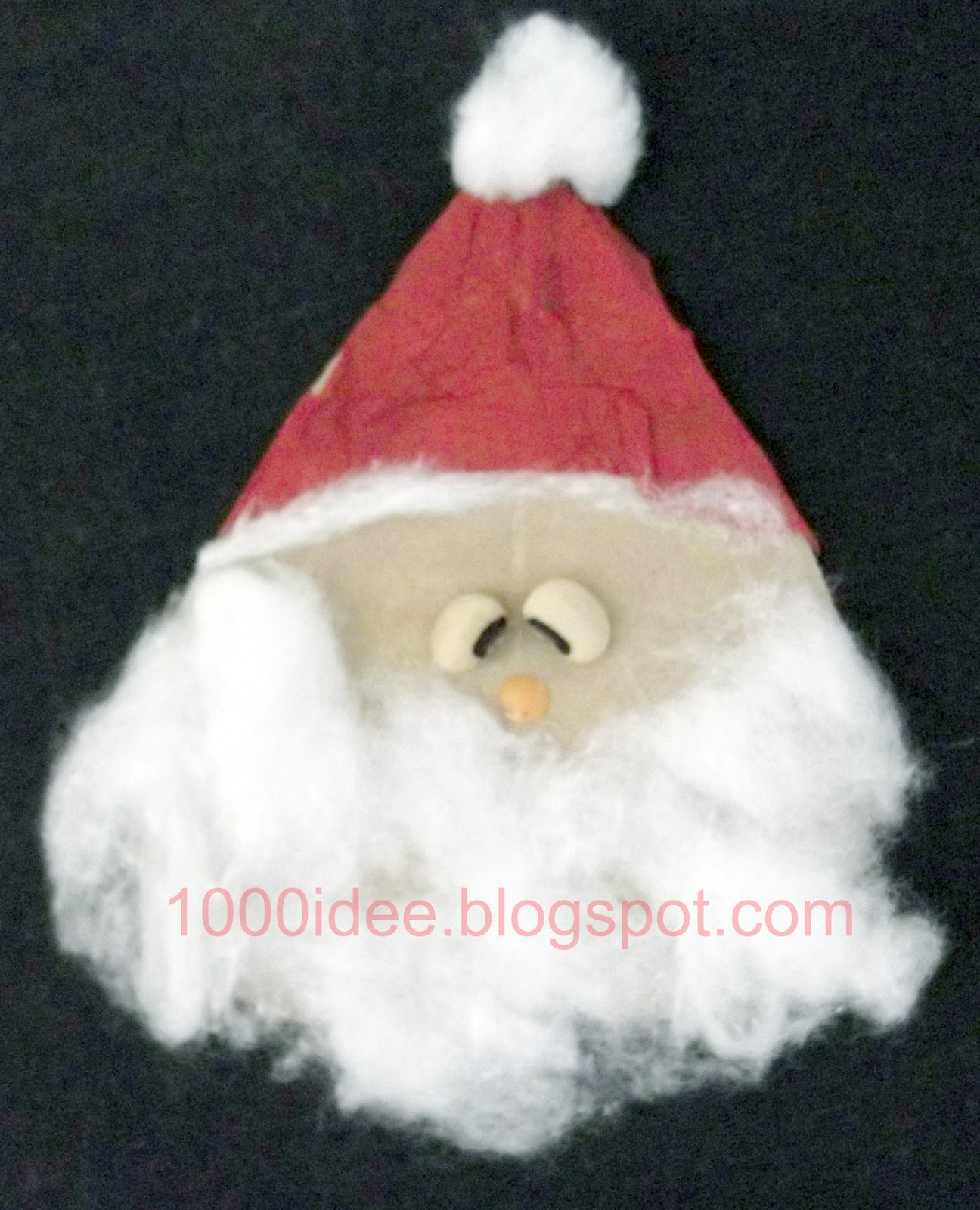 Babbo Natale Lavoretti.Babbo Natale Lavoretto Per Bambini 1000 Idee