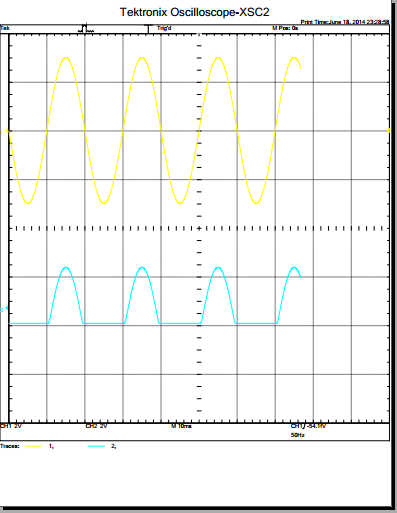 electronics: Precision Half Wave Rectifiers