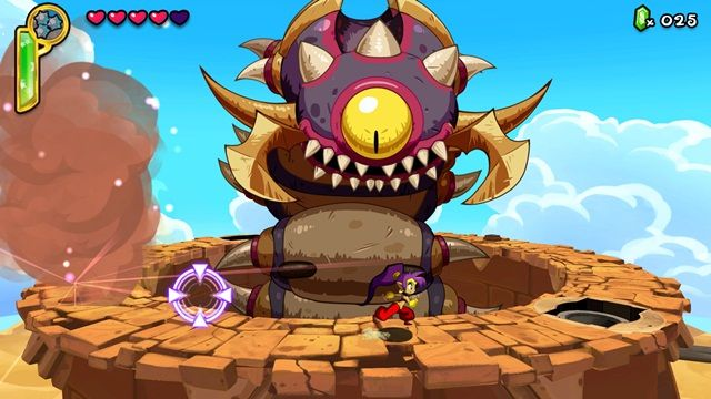 Shantae Half Genie Hero + Pirate Queen's Quest PC Full Español