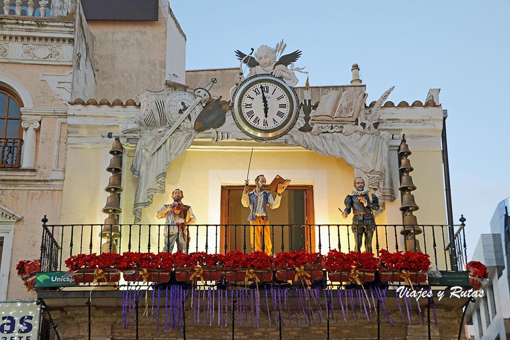 Carillón de la Casa del Arco de Ciudad Real