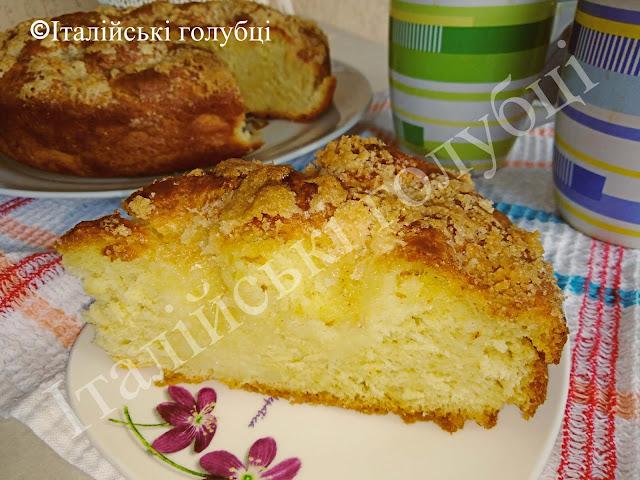 цукровий пиріг французький