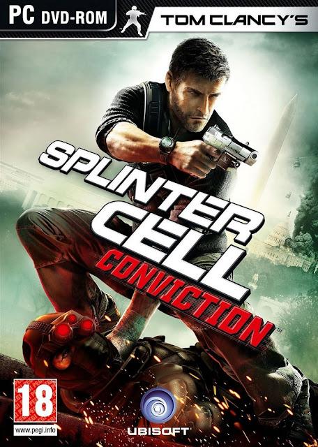 Tom Clancys Splinter Cell Conviction Complete MULTi11