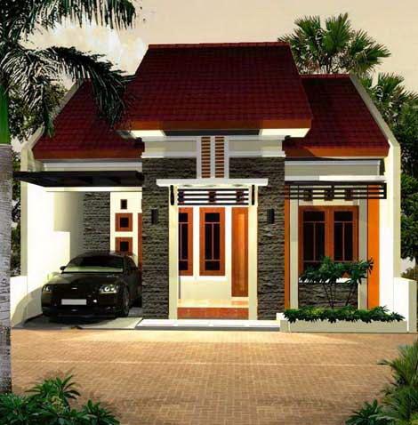 Desain Rumah Minimalis satu lantai 2020 Gambar Model