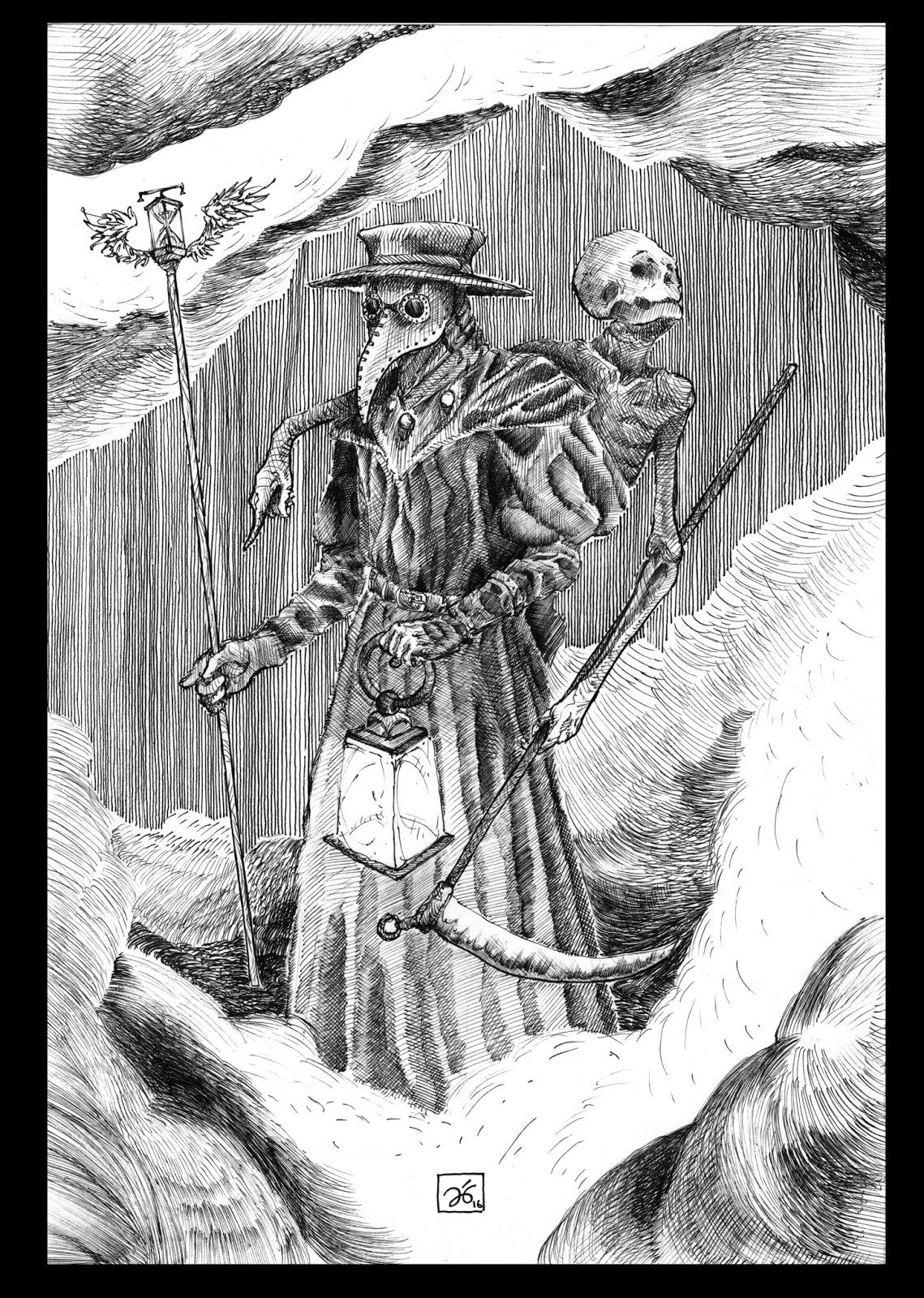 Black And White Wallpaper Designs Victor Doblege M 233 Dico Medieval Doctor De La Peste 01 02 16