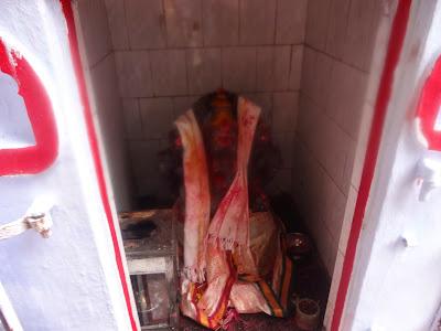 Siddhi Bhairavesara Swamy temple near Somidevipalli Railway Station