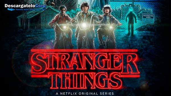 Stranger Things Temporada 1 HD 720p Latino