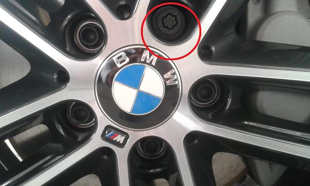 safety velg mobil BMW