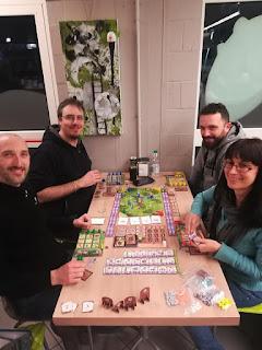 Febbraio 2018: i costi di produzione dei giochi da tavolo.
