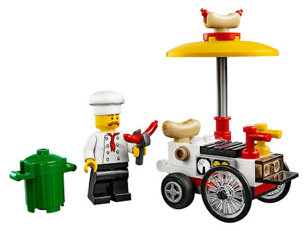 LEGO 30356 - Hot Dog Stand