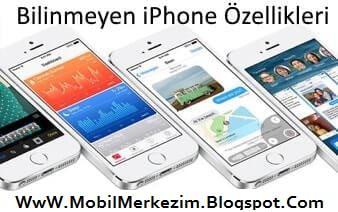 Bilinmeyen iPhone Özellikleri, iPhone'da Sayfanın En Üstüne Gitme, iPhone'da Kelimenin Tamamını Silmeden Kelimeyi Düzeltmek, iPhone'u Tek Elle Kullanma, iPhone'da Geri Gelme Tuşu & Kolay Geri Gelme, iPhone Bilmediğimiz Özellikleri