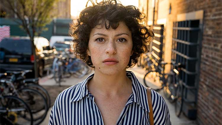 Alia Shawkat stars as Dory in Search Party.