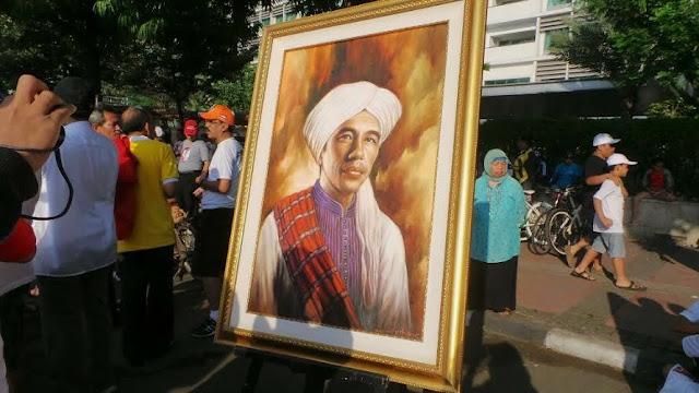 Presiden Jokowi Didaulat Jadi Khalifah Umat Islam Sedunia