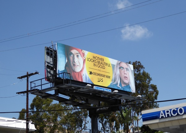 Documentary Now Grey Gardens Emmy 2016 FYC billboard