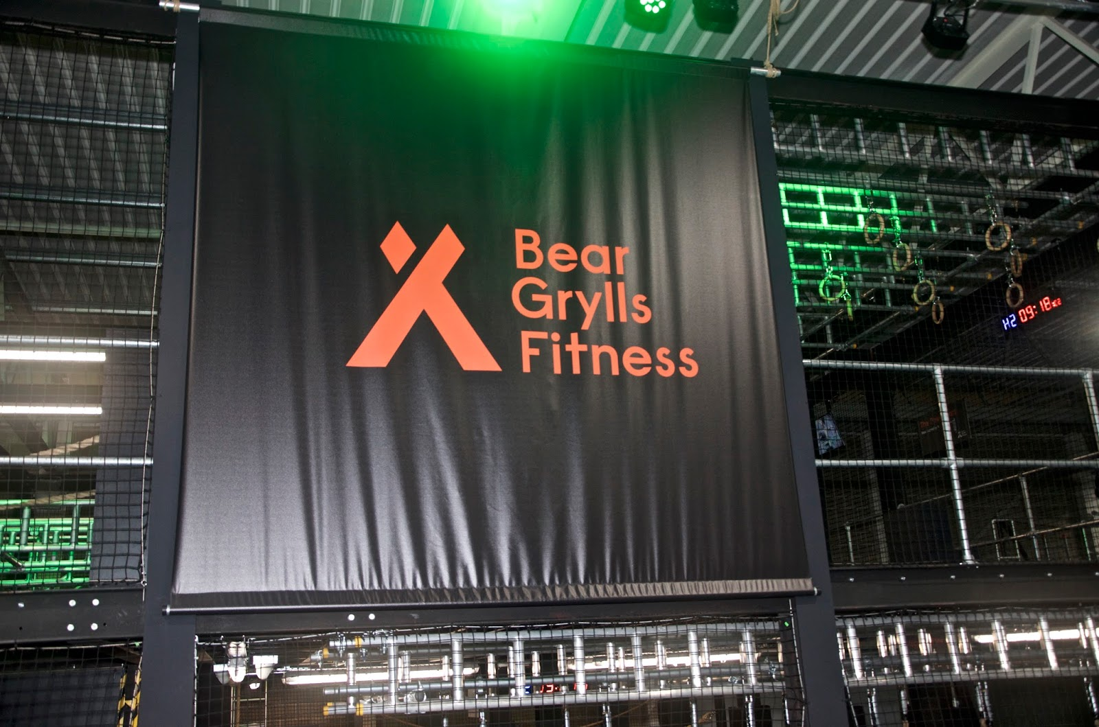 Bear Grylls Fitness Course