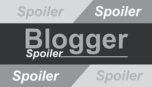 Spoiler 2 Bahasa Untuk Blogger