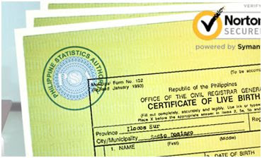 Popular Manila Psa Certificate Is The New Nso Birth