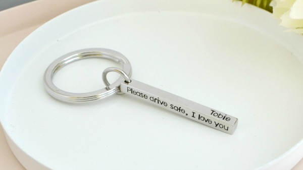 the bar keyring
