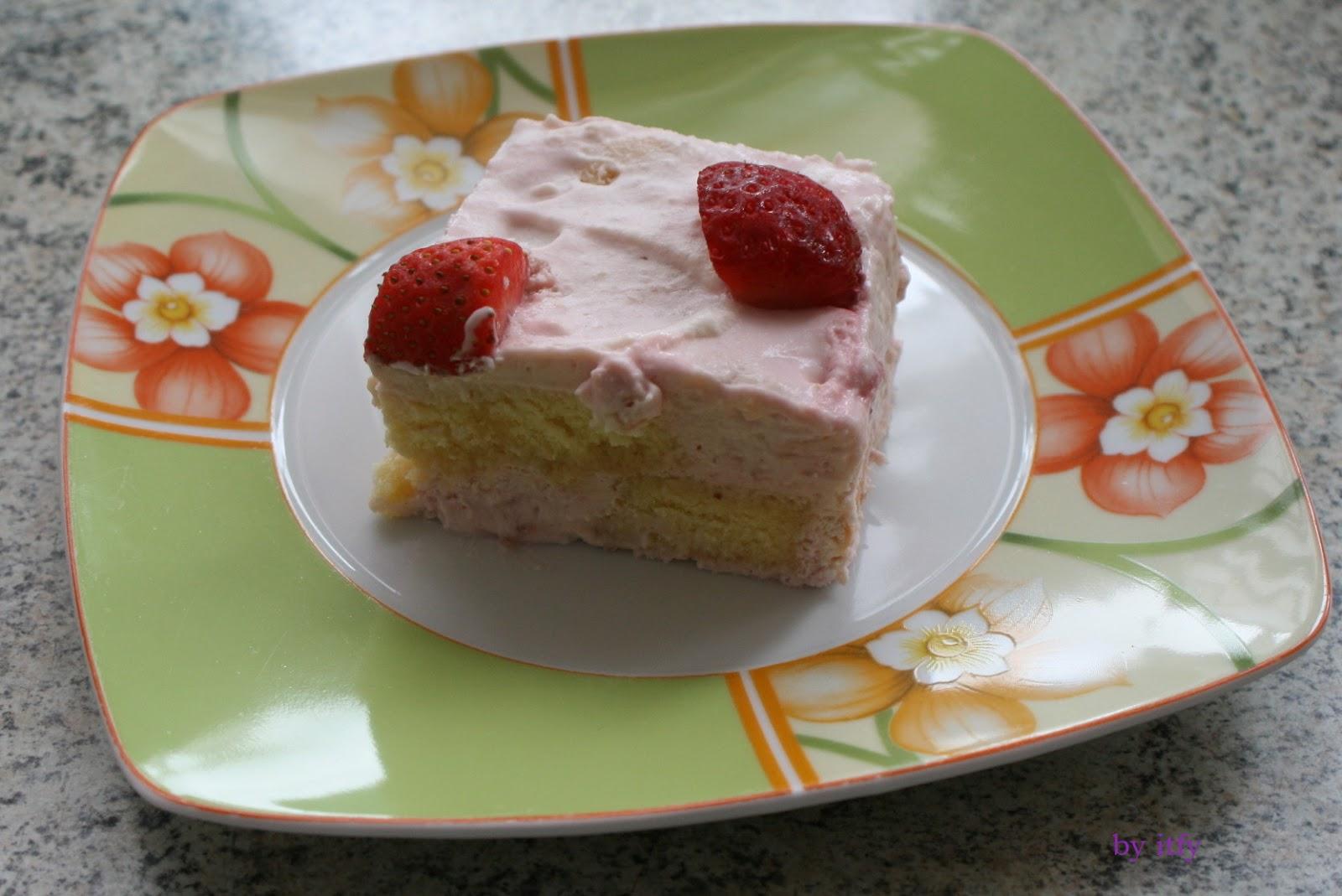 I Test For You Erdbeer Quark Sahne Schnitten Mit Dem Lares