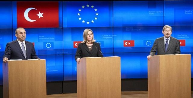 Φεντερίκα Μογκερίνι: Πλήρης αλληλεγγύη της ΕΕ στην Κύπρο για γεωτρήσεις