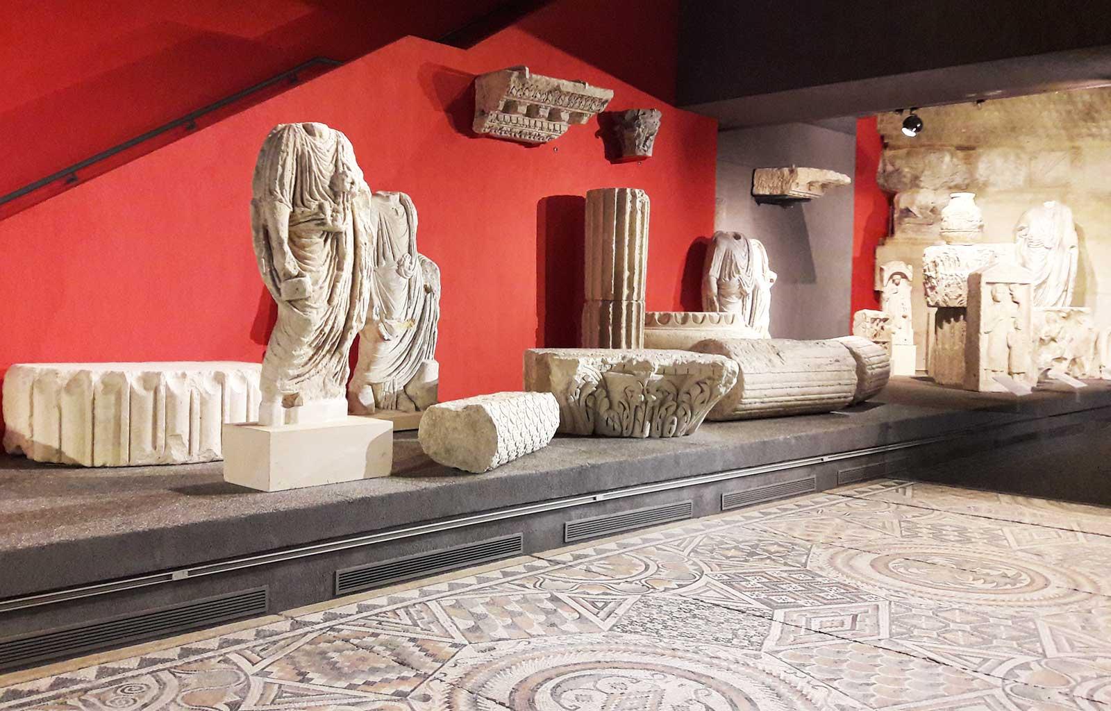 Bordeaux musée d'Aquitaine