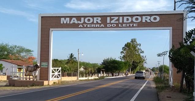 PC prende homem que agrediu a própria mãe em Major Izidoro