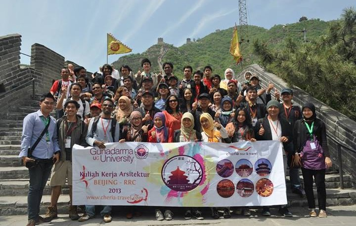 Paket Tour Muslim Wisata Halal Cheria Holiday