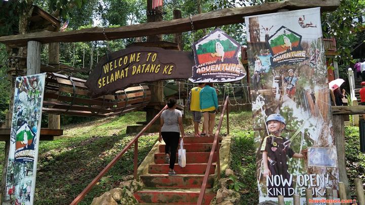 Bukit Merah Adventure Park