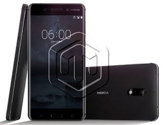 Konsep Nokia 8