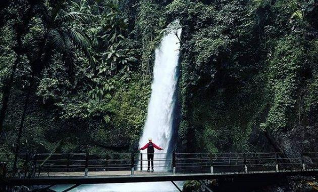 Daftar Air Terjun Terindah di Sukabumi Jawa Barat
