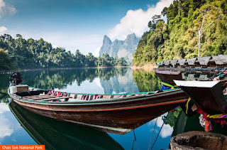 Cover Photo: Khao Sok National Park