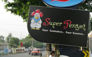 RESTO SUPER PENYET SEMARANG