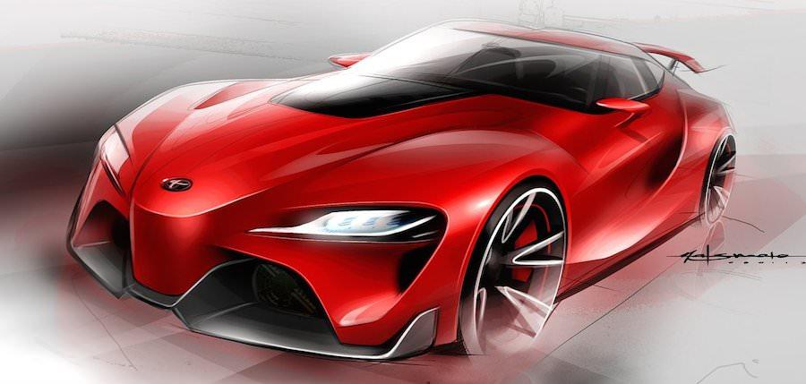 トヨタの新型スープラはBMWの新型Z4とプラット... トヨタの新型スープラはBMWの新型Z4と