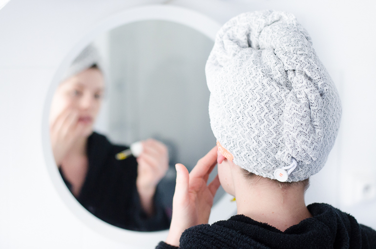 Test: la serviette séchante Aquis nouveauté Sephora Je dis