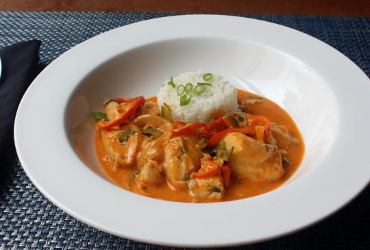 Food Wishes Video Recipes Brazilian Fish Stew Almost Moqueca