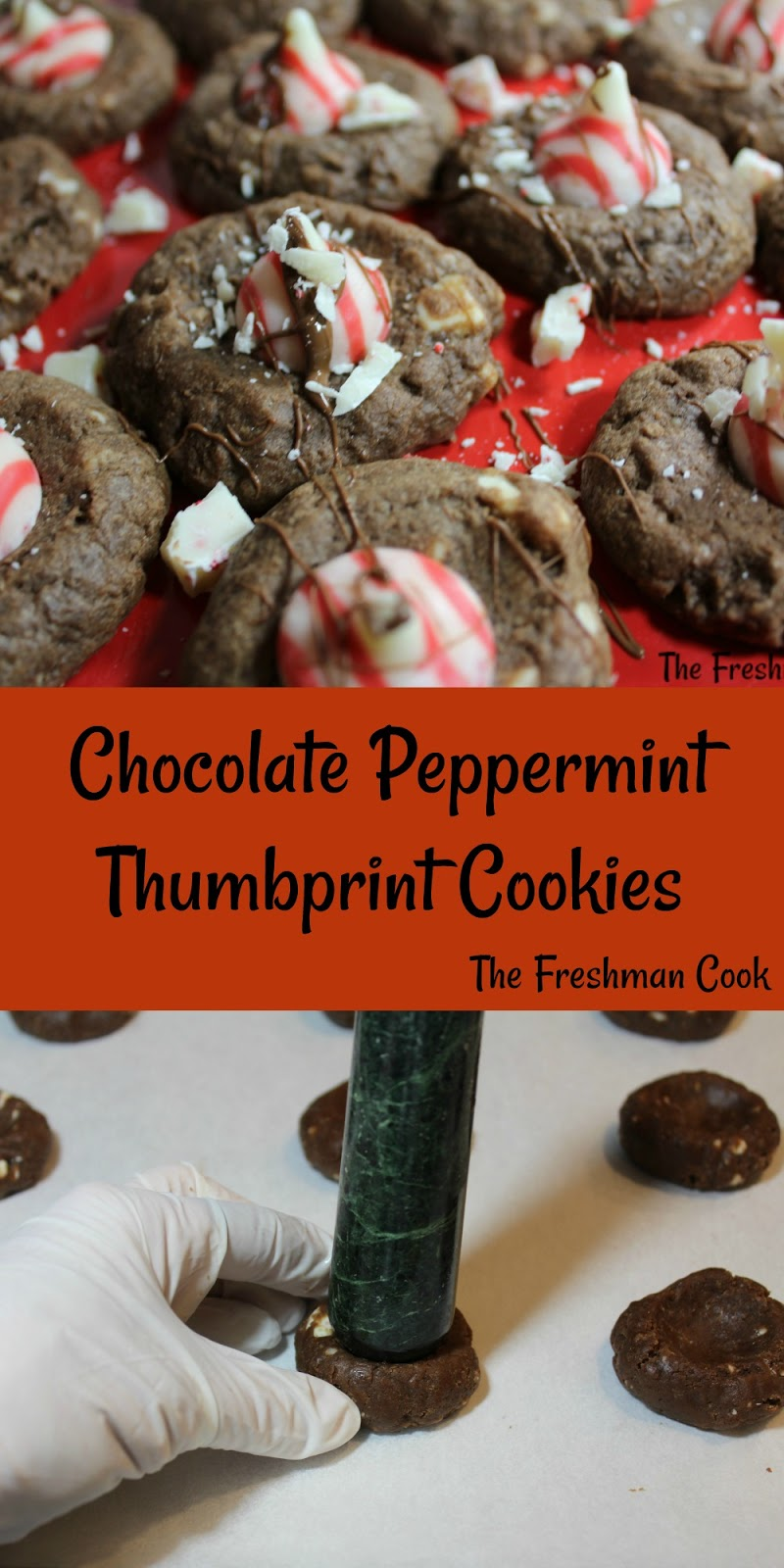 The Freshman Cook Thumbprint Cookies