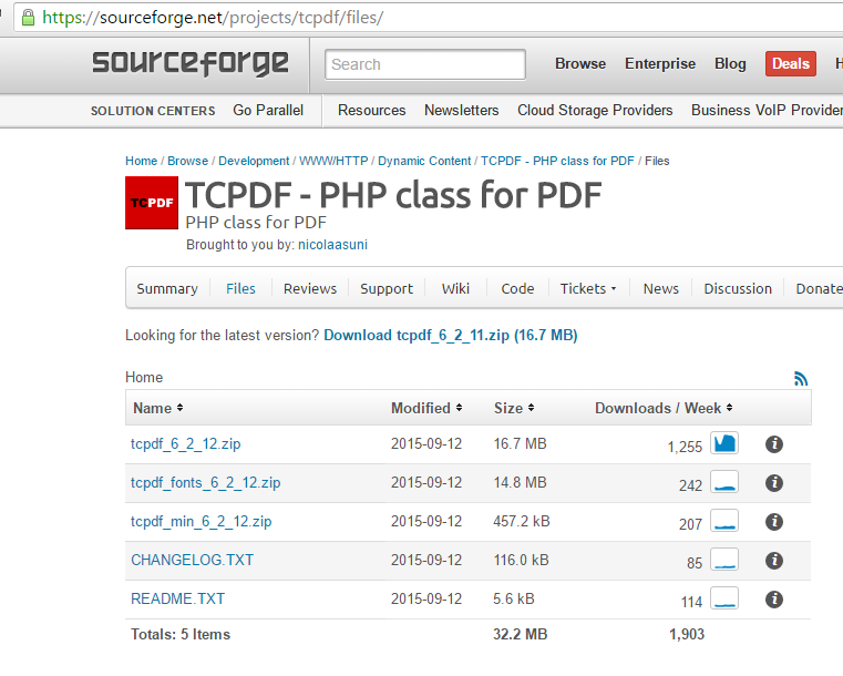 Tcpdf With An Image And Html In Php – Fondos de Pantalla