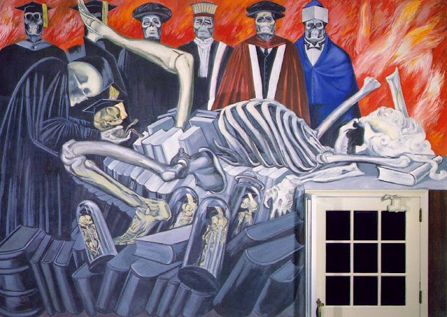 Gods of the Modern World, de José Clemente Orozco