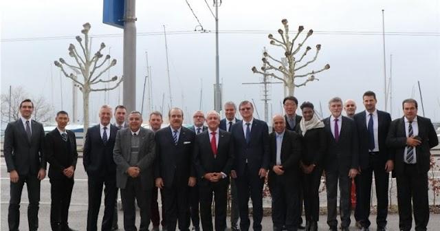 FIVB cùng ban tổ chức sự kiện rà soát các giải đấu trong năm 2019