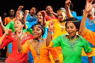 Mzansi Youth Choir