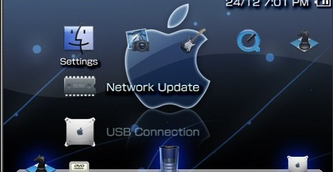 Windows for theme mac xp os x apple download