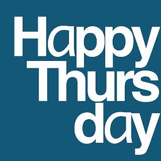 Happy Thursday