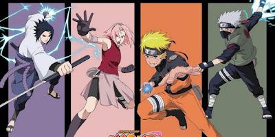 Naruto vai ganhar uma nova novel que  será lançado no dia 4 de junho no Japão