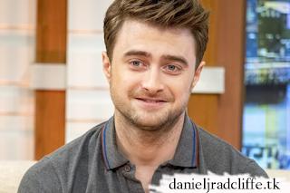 Daniel Radcliffe on Good Morning Britain