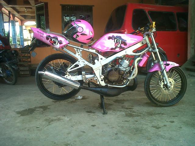 Gambar Dico Motor Ninja R
