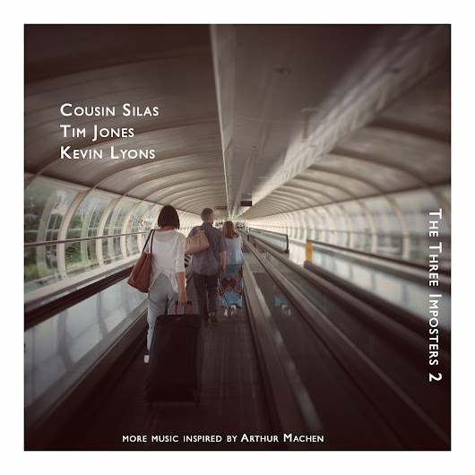 Presenting ... The Three Imposters 2 (waag_rel112) by Cousin Silas | Tim Jones | Kevin Lyons