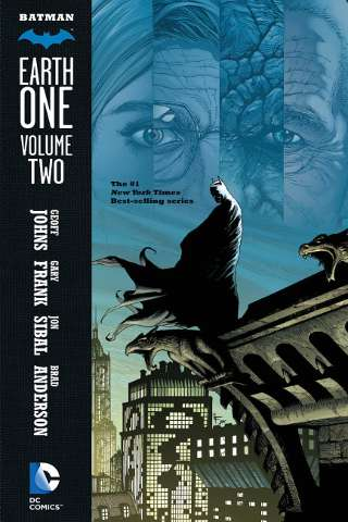 Batman Earth One Volume 2 PDF Download