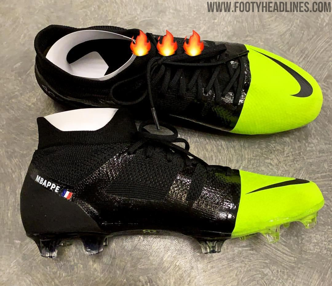 separation shoes 6f33d 394ac Nike Mercurial GS360 Boots Revealed by Mbappé | Futbolgrid