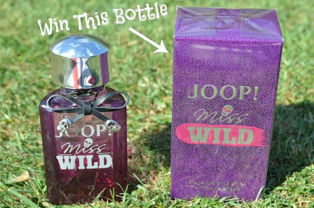 Joop! Miss Wild Eau de Parfum bottle and box